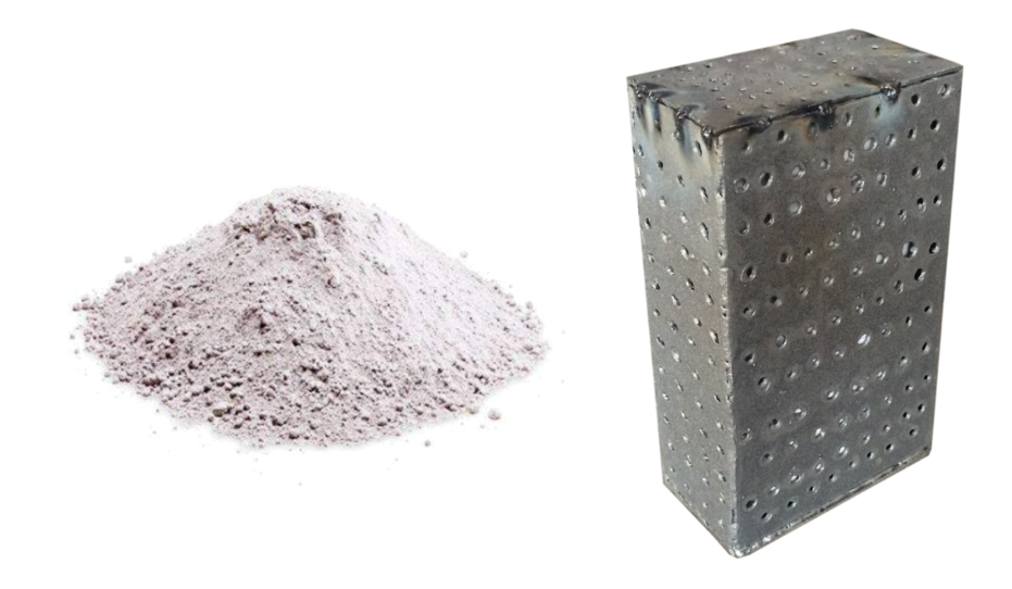 ARMET Modier with Nano Disperse Powder