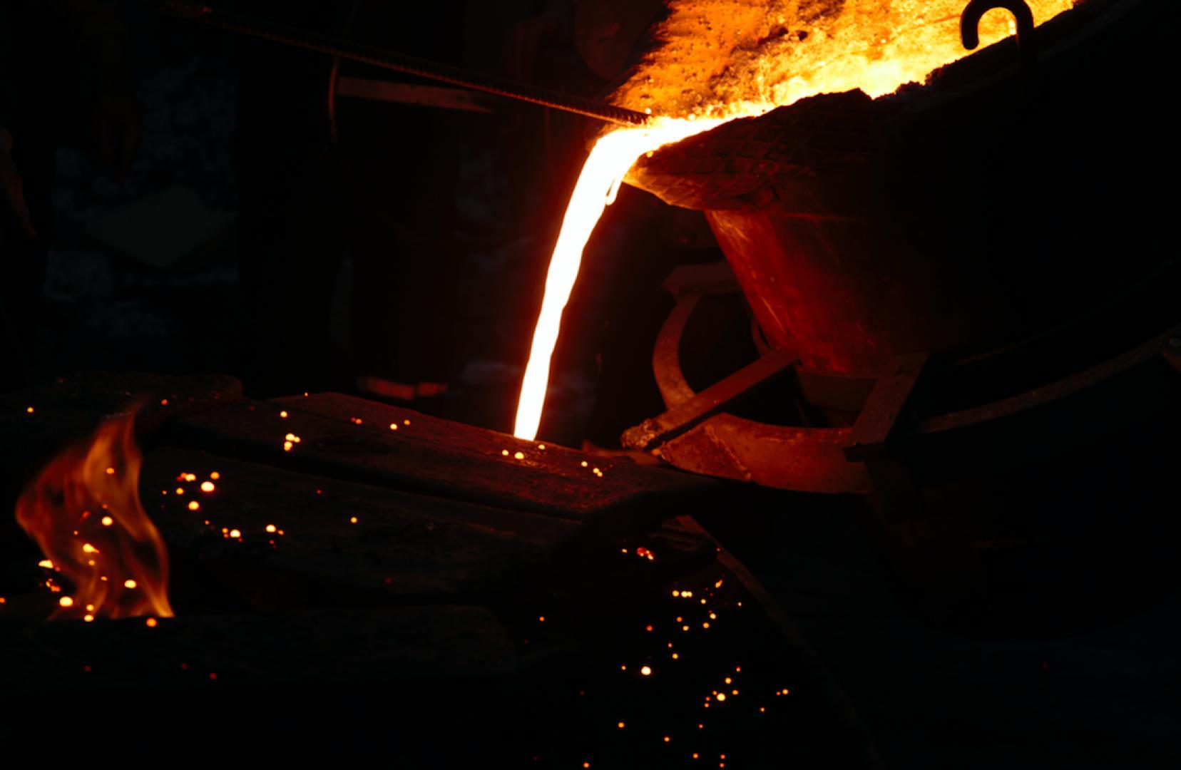 Wear Parts ARMET casting process