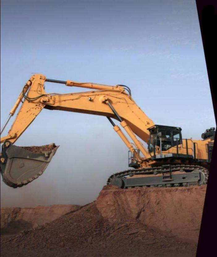 excavator wear parts